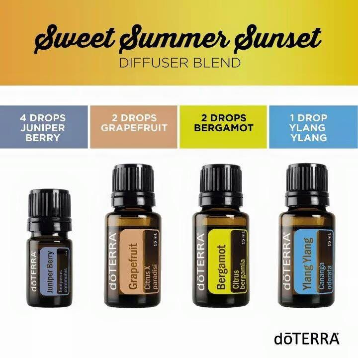 Essential Oil Diffuser Blend That S Uplifting And Calming