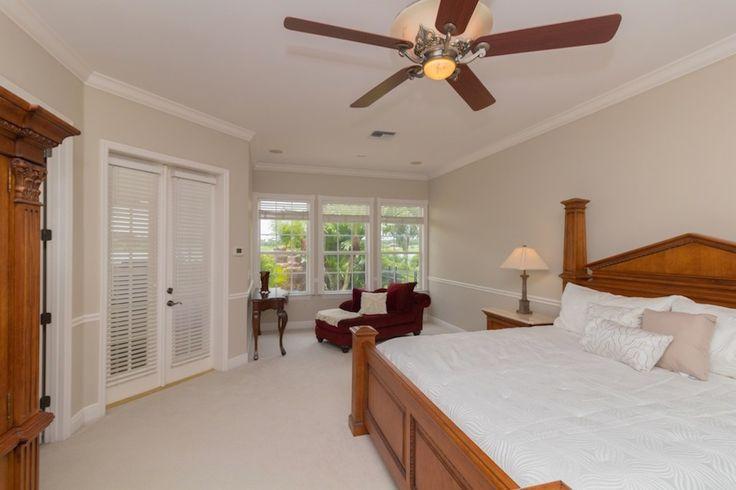 Bay Hill Master Bedroom  Bay Hill Golf Front House | Orlando, FL | 5 BR 4 BA 3.5 CAR | Listing Price: $1,300,000 www.homesfromjan.com