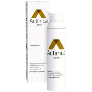 Actinica Lotion 80g Forebygger visse former for hudkreft