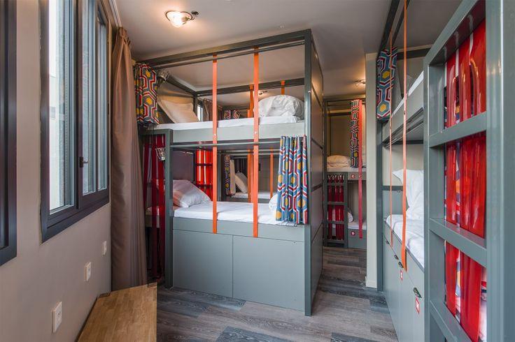 """25€ la nuit : """"Les Piaules"""", la plus belle auberge de jeunesse de Paris - O - L'Obs"""
