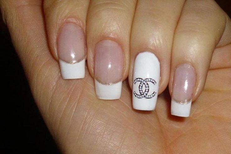M s de 40 fotos de u as de porcelana decoradas decoraci n de u as manicura y nail art - Decoracion unas porcelana ...