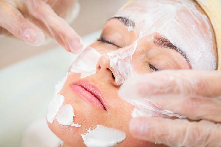 mascarilla facial tratamiento estética tutorial