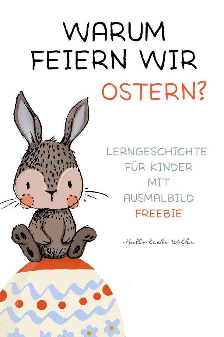 Ostern Erklärt Für Kinder