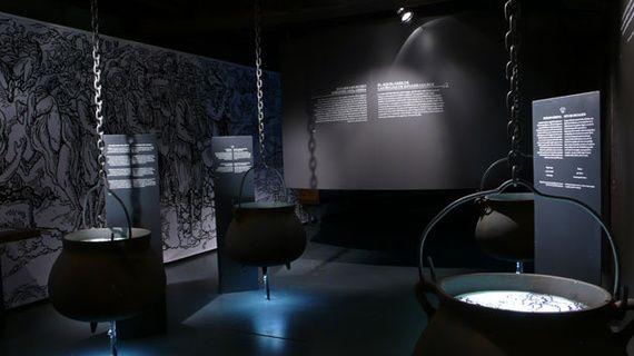 Museo de las Brujas de Zugarramurdi (Navarra)