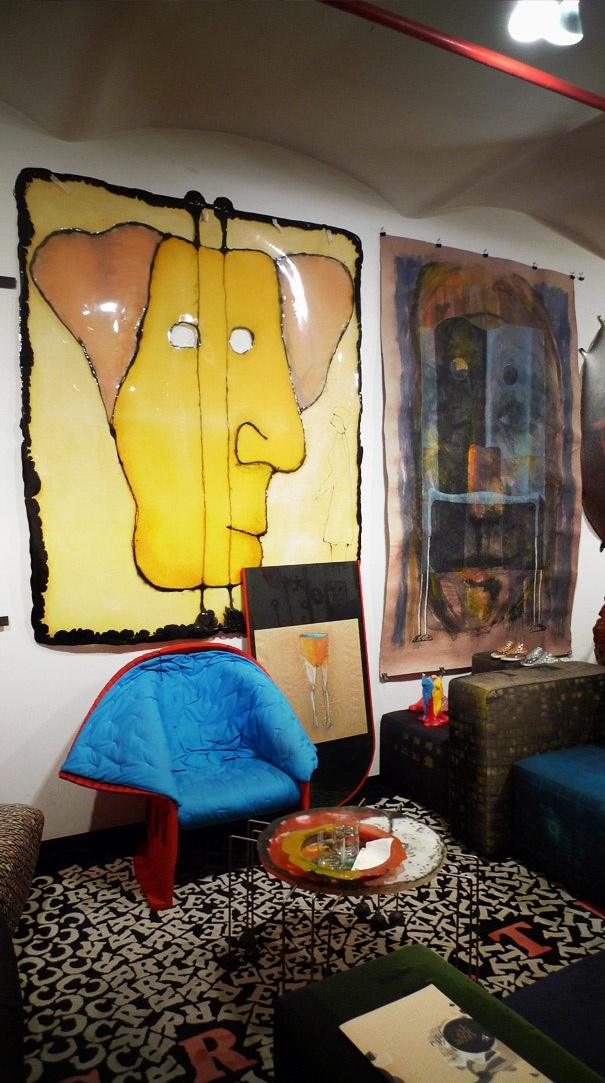 19 best GAETANO PESCE images on Pinterest | Armchairs, Canapes and ...