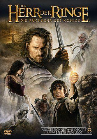 Der Herr der Ringe - Die Rückkehr des Königs - Teil einer Trilogie - Fantasie - Abenteuer
