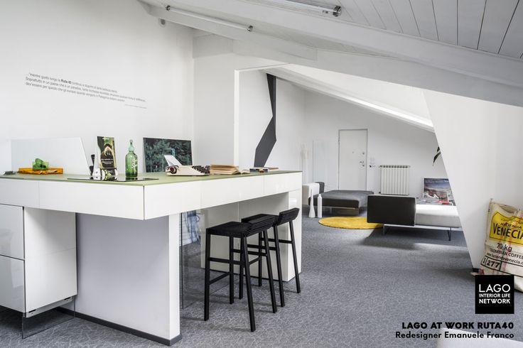 You can also take a break @ LAGO AT WORK Ruta40 Tour Operator | design by Emanuele Franco, LAGO REDESIGNER. #lagodesign