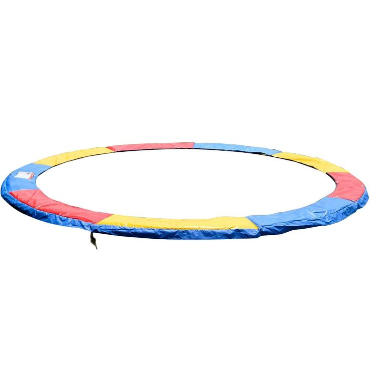 Upper Bounce 8 Foot Super Trampoline Safety Pad Spring: 25+ Best Ideas About Trampoline Spring Cover On Pinterest
