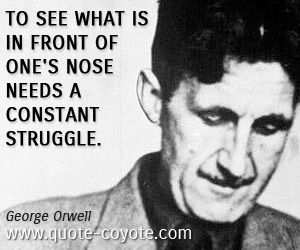 George Orwell quotes - Quote Coyote