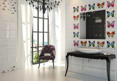 Tile Monopole Farfalla