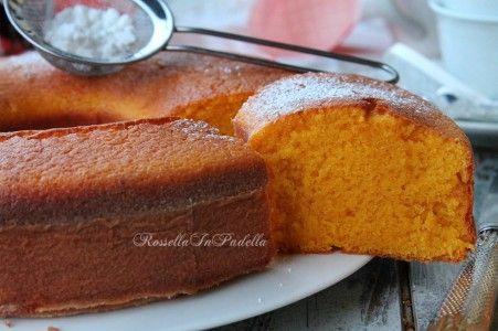 Camilla cake, la torta alle carote