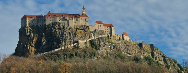 Castle from Riegersburg Steiermark taken on 02.04.2014 with a NIKON D 3 s ; D800 .. Photo : Ulrich Iffland  http://home.fotocommunity.de/Iffcountry