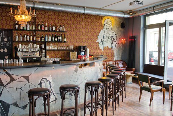 Bars Belgisches Viertel Köln