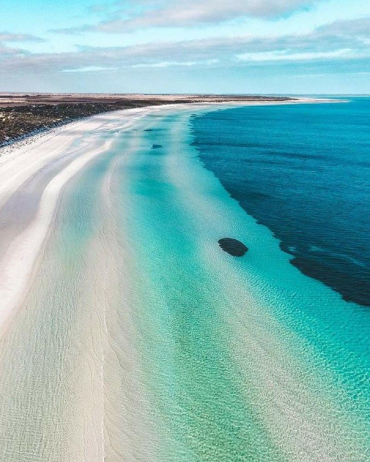 Port Hughes, Just West Of Adelaide, In South Australia's