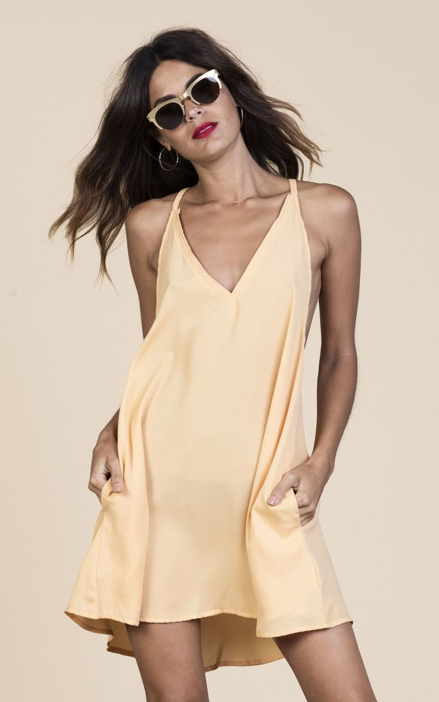 Click to view Samba Dress in Buttercup