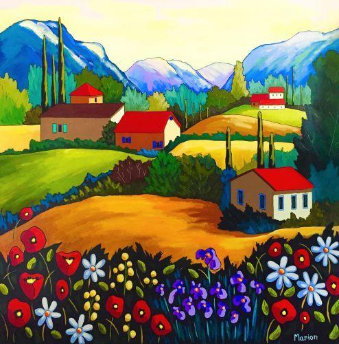 Field's harmony ~ Louise Marion