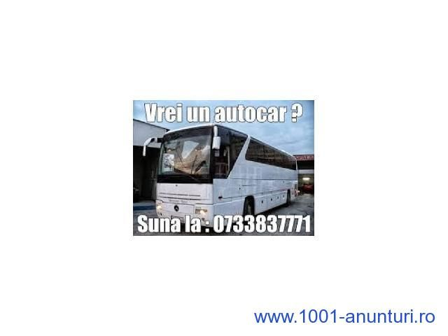 Anunturi Gratuite INCHIRIERE AUTOCARE Bucuresti - www.1001-anunturi.ro | Anunturi online de mica publicitate ,vanzari ,cumparari