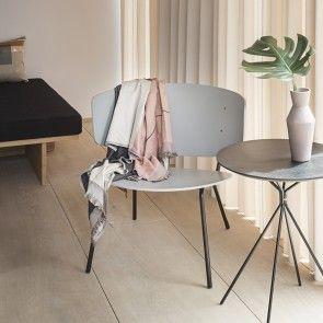 Herman fauteuil Ferm Living grijs | Musthaves verzendt gratis