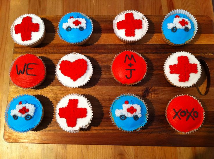 Cake Design Ambulancier Ems