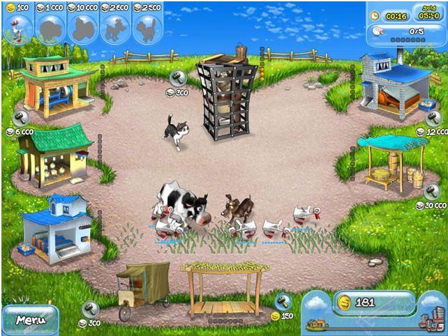 Ggazdálkodás farm játék