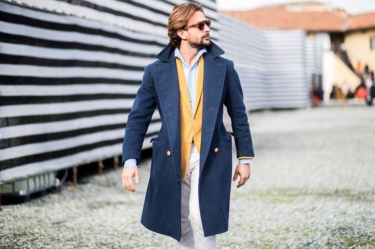 Ya es esa época del año. #PittiUomo ya comenzó y lo mejor del estilo masculino se encuentra reunido en Milán I Foto: Getty Images
