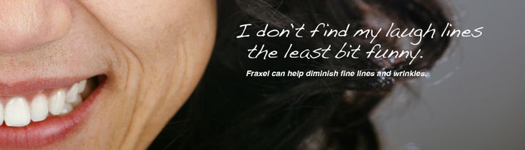 Fraxel-and-you | Fraxel® - Fractional Laser Skin Treatments