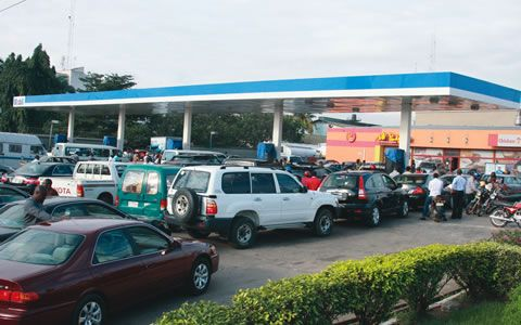 GOSSIP, GISTS, EVERYTHING UNLIMITED: FG Officially Stops Fuel Subsidy
