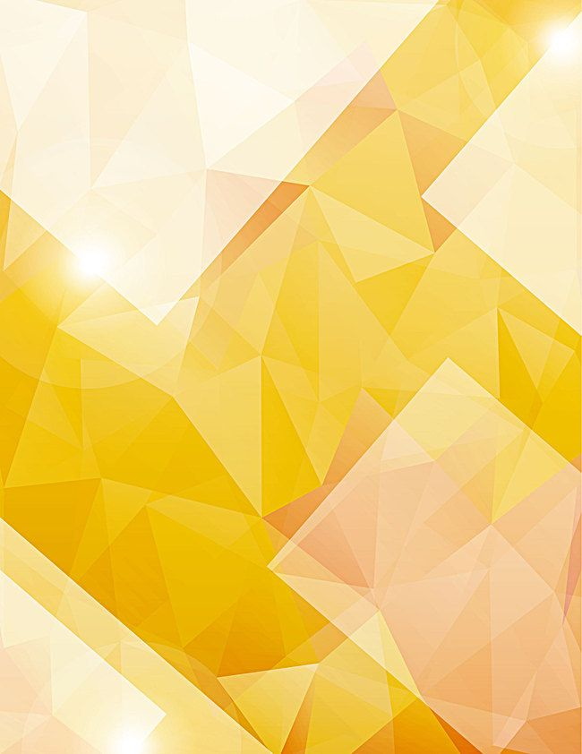 Creative Geometric Abstract Orange Background In 2019