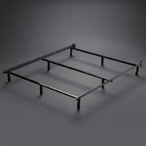 Traditional Bed Frame Queen Size With Wheels,  #SleepRevolution