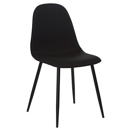 Charlton Dining Chair  Charcoal
