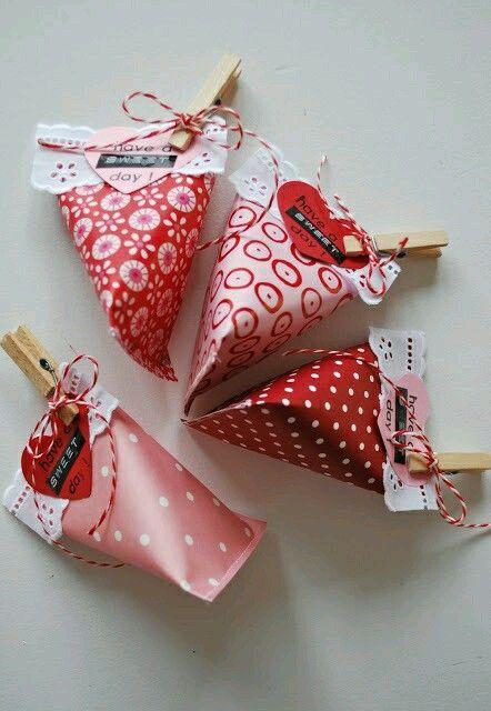 más y más manualidades: 15 Souvenirs y detalles de fiesta hechos con dulces