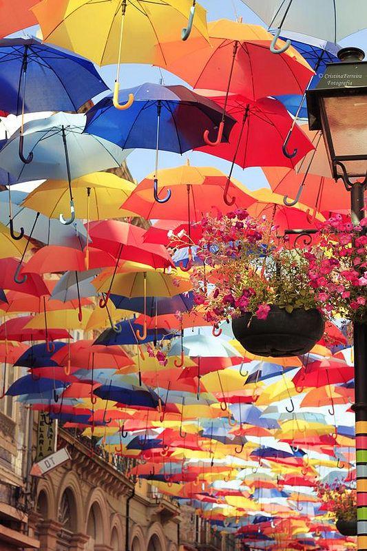 Agitagueda Art Festival - Agueda, Portugal