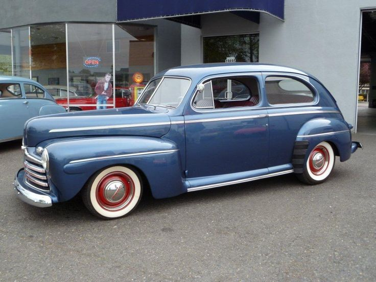 7f085a2f3e3eca8e79cc87f75079b814 weird cars antique cars 570 best ford cars images on pinterest vintage cars, old cars 1951 Ford Tudor at alyssarenee.co