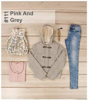 #Pink&GreyInWinter #Elle #ForeverNew #Guess #Accessorize #WillsLifestyle