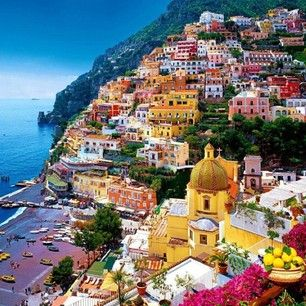 Because the Amalfi Coast is a spectacular place to spend the weekend… | 39 Reasons Studying Abroad In Italy Ruins You For Life