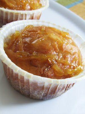 stella di sale | Muffin al limone vegani senza zucchero