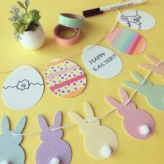 いいね!5,185件、コメント3件 ― cando/キャンドゥさん(@cando_official)のInstagramアカウント: 「イースターの準備をしよう♡ #たまごガーランド #うさぎガーランド #エッグポットグリーン #キャンドゥ #cando #100均 #雑貨 #イースター #easter #egg #rabbit…」