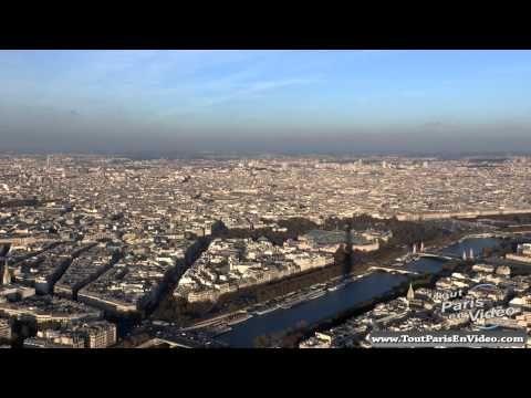 Tour Eiffel - Paris (Full HD) - YouTube