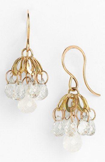 Melissa Joy Manning Small Chandelier Earrings Jewels
