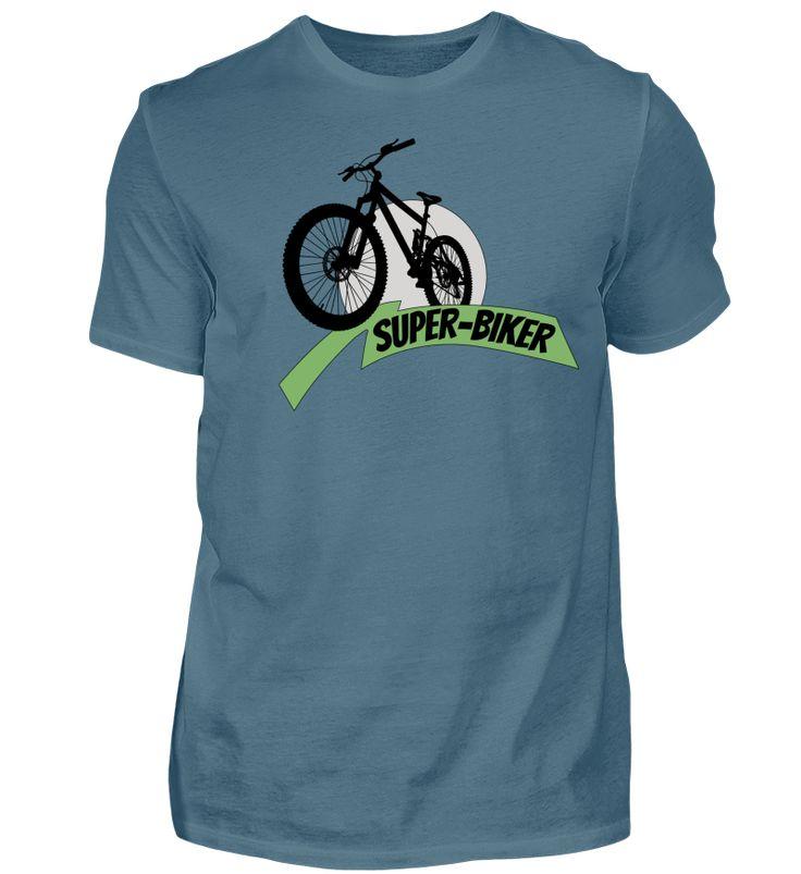 Hier Dein Super-Biker-Shirt... für alle, die so fix und hilfsbereit auf ihrem Rad unterwegs sind..Als Shirt für Männer, Frauen und Kids, als Hoodie, Jacke, Sportbeutel und Melange-Shirt erhältlich!Mehr Fahrrad-Shirts gibts hierMehr Sprachspiele findest Du in meinem Sprachspiel-Shop