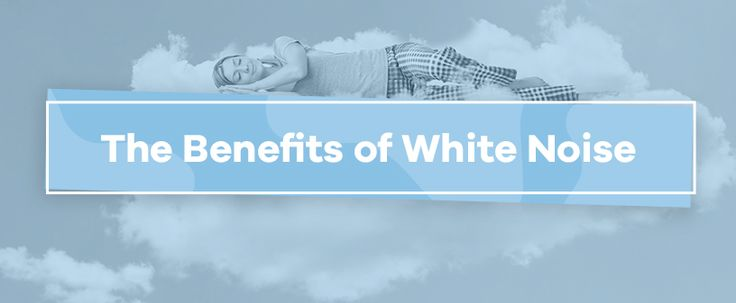 What is white noise? How can you benefit from it? Learn more: