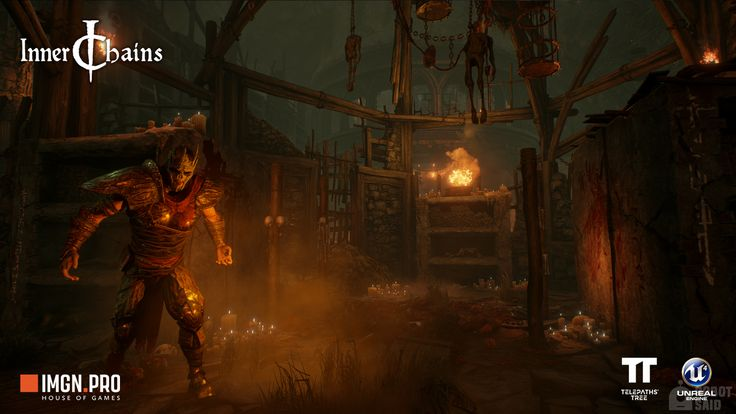 IMGN.PRO becomes a global publisher of FPS horror Inner Chains, developed by Telepaths' Tree.