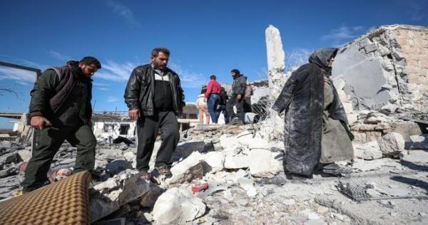 يوم دام ارتفاع حصيلة ضحايا قصف نظام الأسد وروسيا على إدلب
