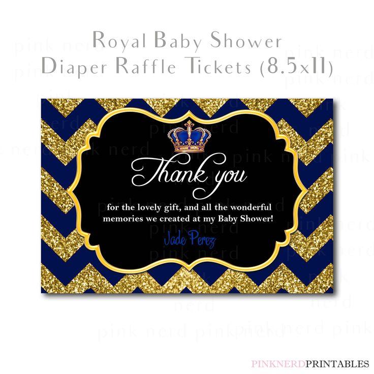 31 Best Royal Prince Themed Baby Shower DIY, Printables