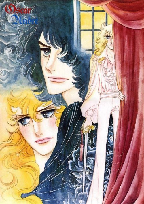 Rose of Versailles (1972) by Riyoko Ikeda