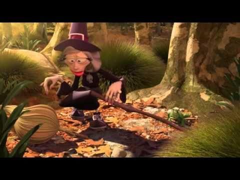 """""""La bruxa"""" es un corto de animación sin palabras, ganador del premio Goya 2011 en su categoría.    La historia de una simpàtica bruja, soñadora y risueña que luego de leerse un cuento con final feliz, busca desesperadamente enamorarse, por lo que decide hacer una pociòn para convertir a un sapo en su principe azul, pero al comenzar a juntar los ingredientes se da cuenta que falta uno, por eso parte en su escoba, en dirección a la cuenca donde podrá conseguir una preciada flor."""