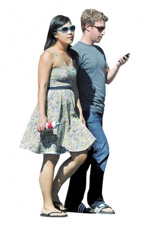 Just Married: Mark Zuckeberg e Priscilla Chan