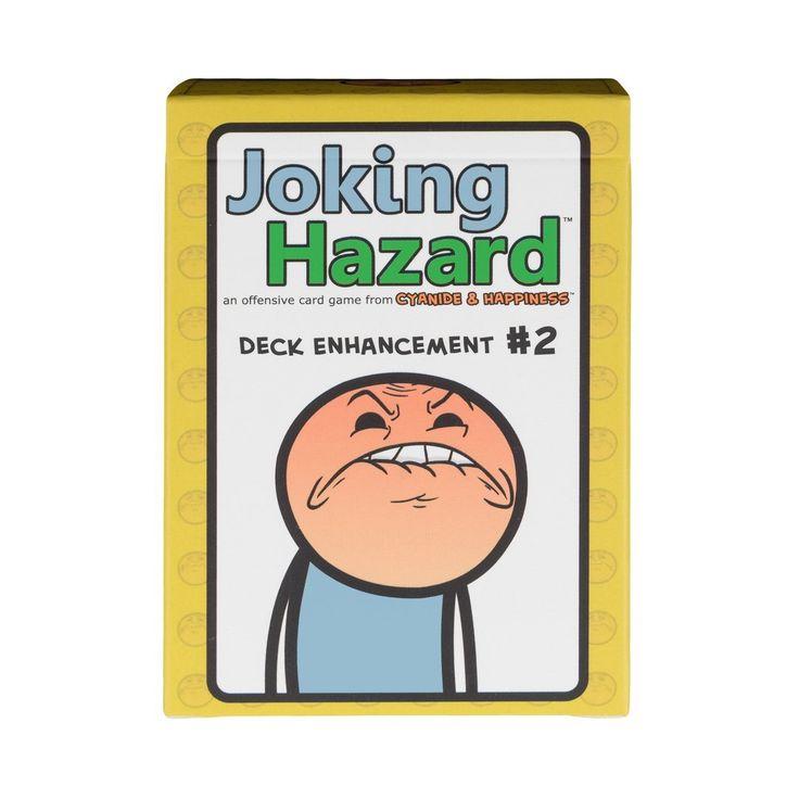 Joking hazard deck enhancement 2 card games jokes the