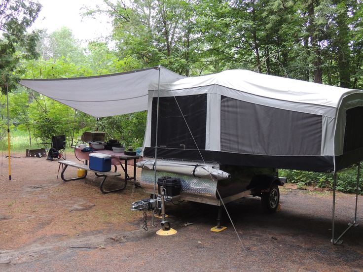 Camping Fitzroy National Park - Ontario terrain #18 (2016)