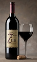 7 Deadly Zins, great wine, better price point #wineenthusiast #mistressofwine